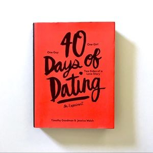 """Accessories - """"40 Days of Dating"""""""